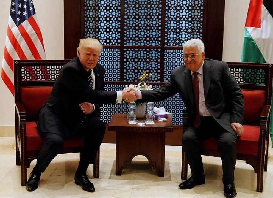 """Trump presenta """"piano pace"""" per il Medio Oriente"""