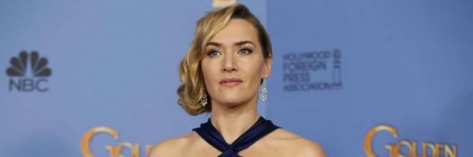 """Kate Winslet confessa: """"Nessuna tata per i miei figli"""""""