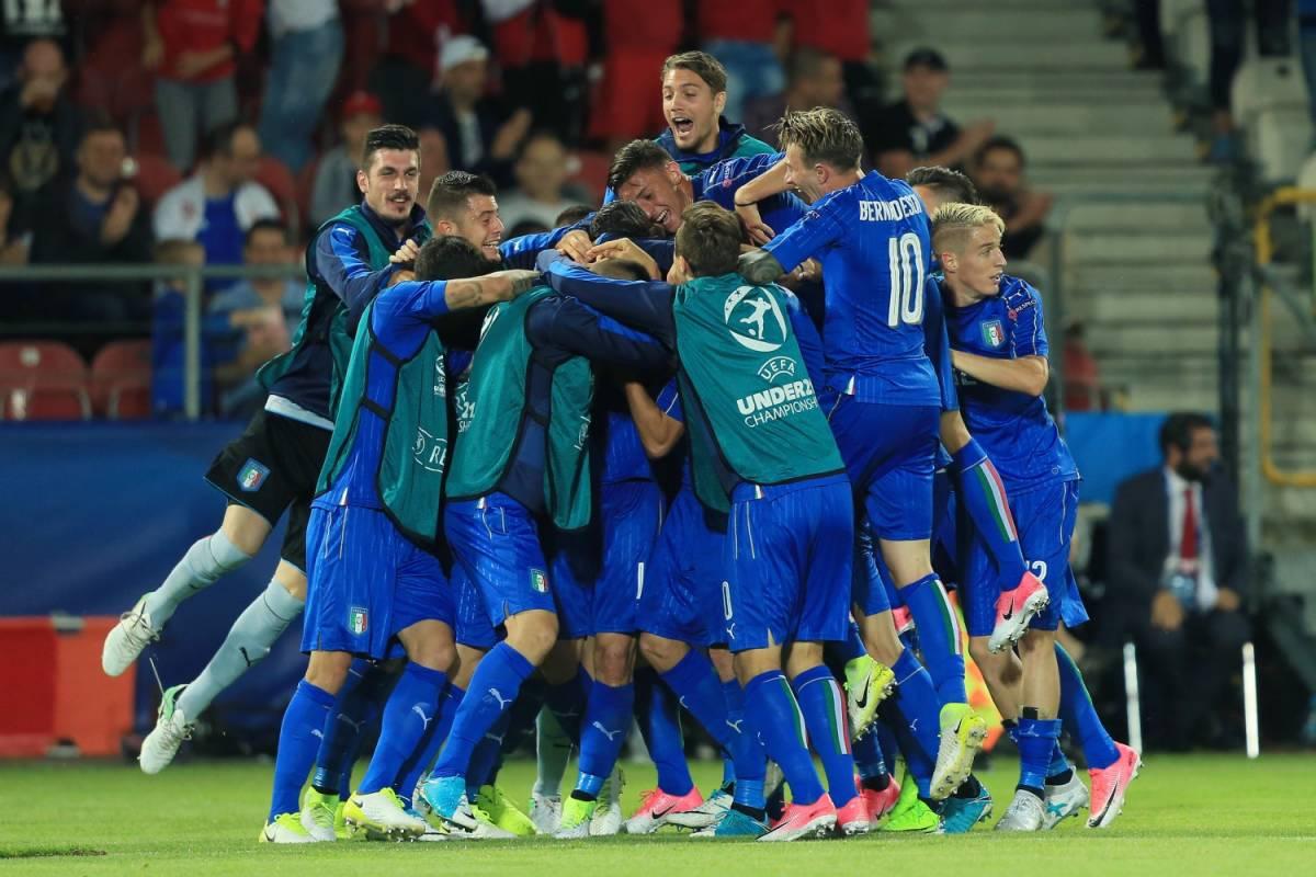 Europeo under 21, l'Italia non stecca all'esordio: 2-0 alla Danimarca