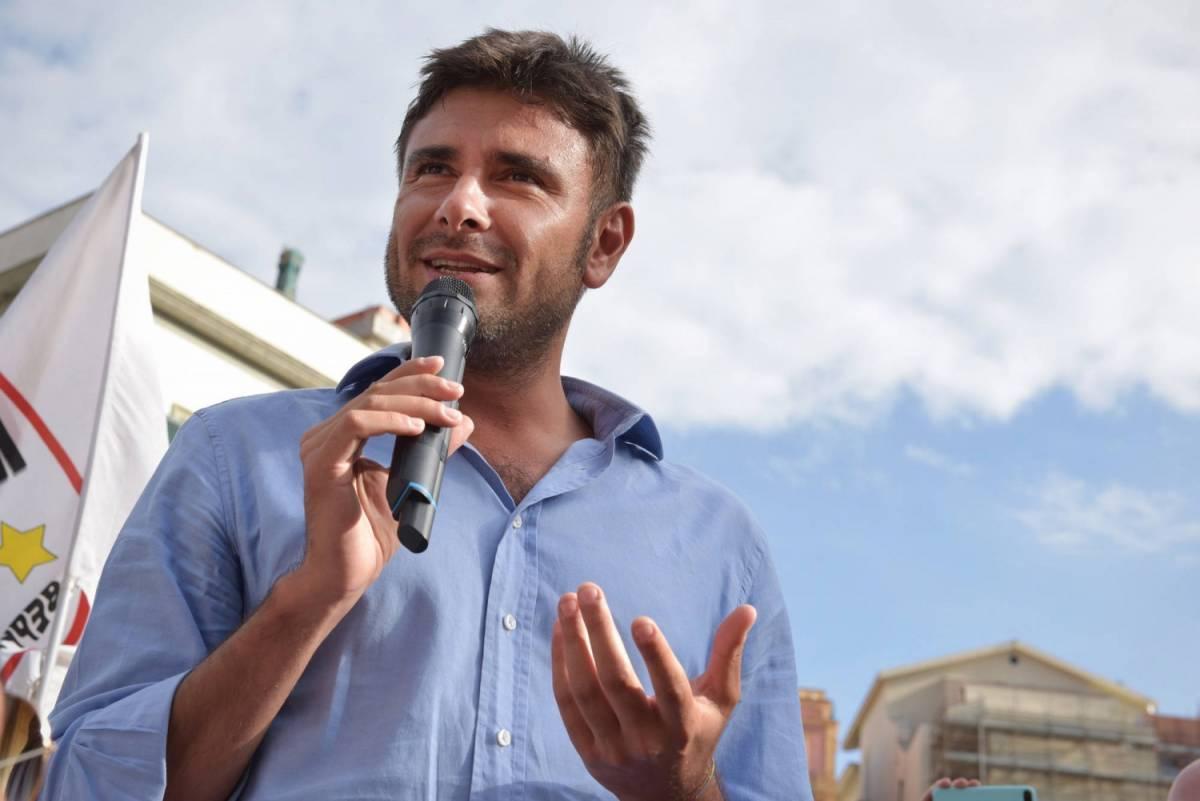 """Riecco Di Battista: """"M5S dica 'no' a Tap e Tav"""""""