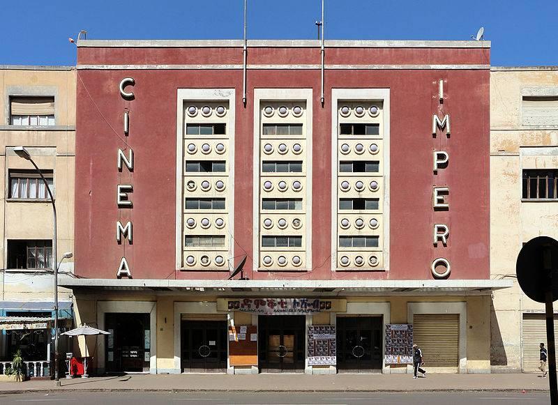 Asmara, Italia Ecco l'architettura della nostra storia