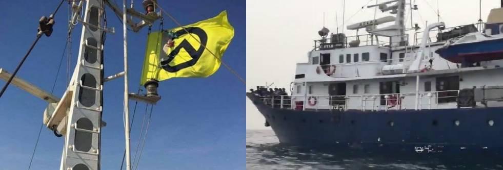 """Nave anti-Ong avanza su Catania: """"La sinistra non può fermarci"""""""