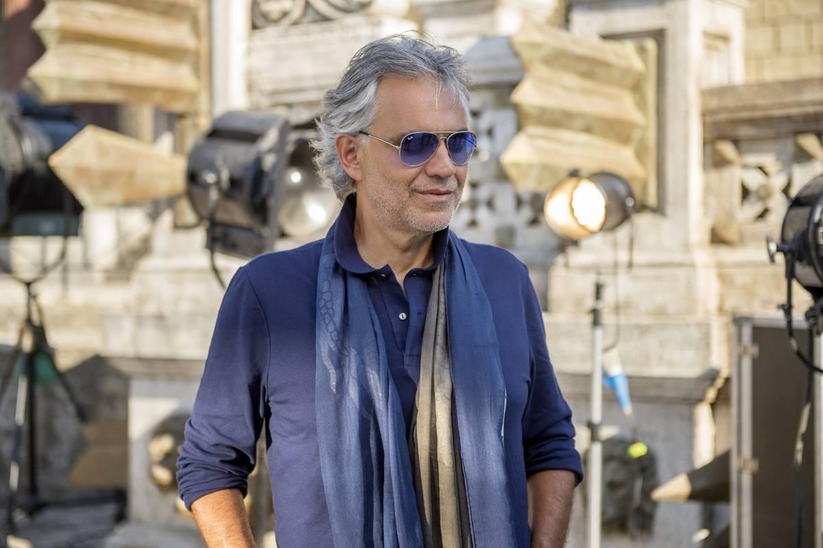 """La madre di Bocelli: """"Mi dissero di abortire mio figlio, io rifiutai"""""""