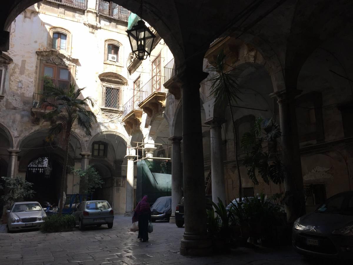 I palazzi nobiliari di Palermo