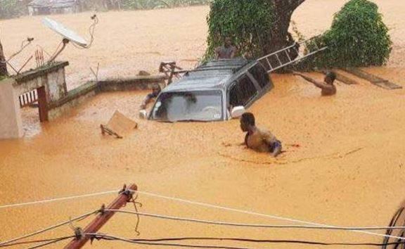 Incredibile in Sierra Leone Inondazioni e morti però il nemico è il jogging