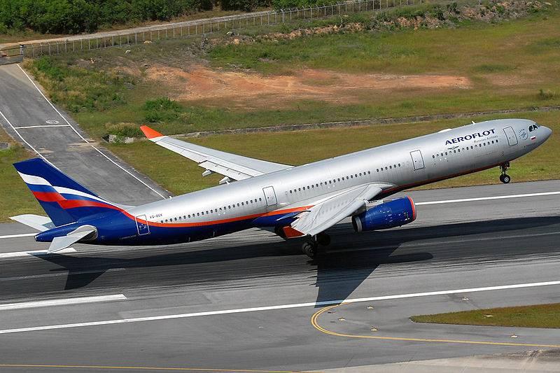 Agenti di dogana perquisiscono aereo russo a Londra