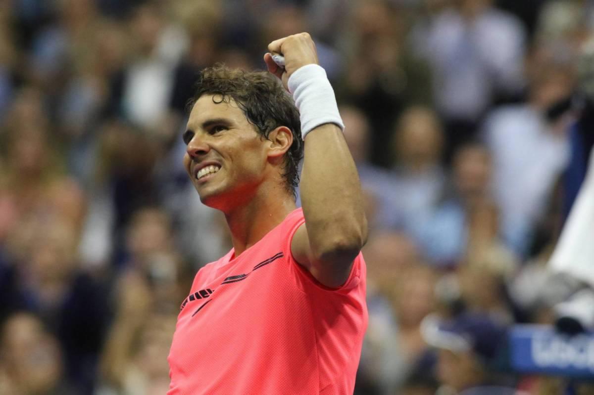 Us Open, Nadal famelico: Del Potro ko e finale numero 23 negli Slam