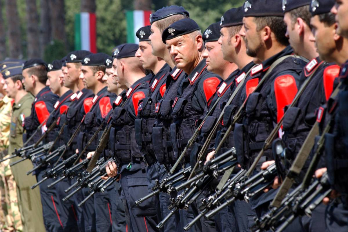 In Libia arrivano i carabinieri. In 100 per blindare i confini