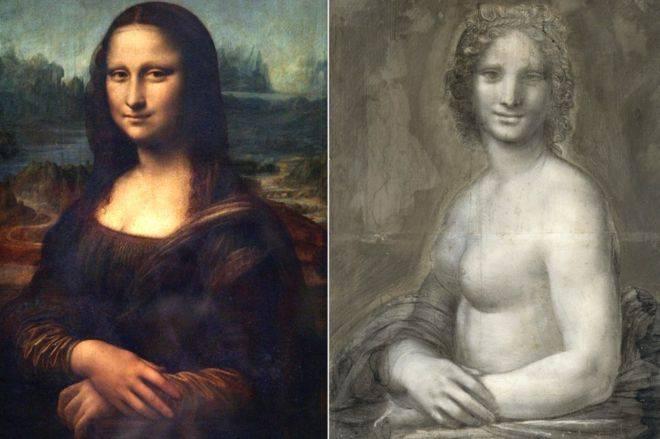 """Il mistero della Gioconda nuda ritrovata: """"Forse è di Leonardo"""""""