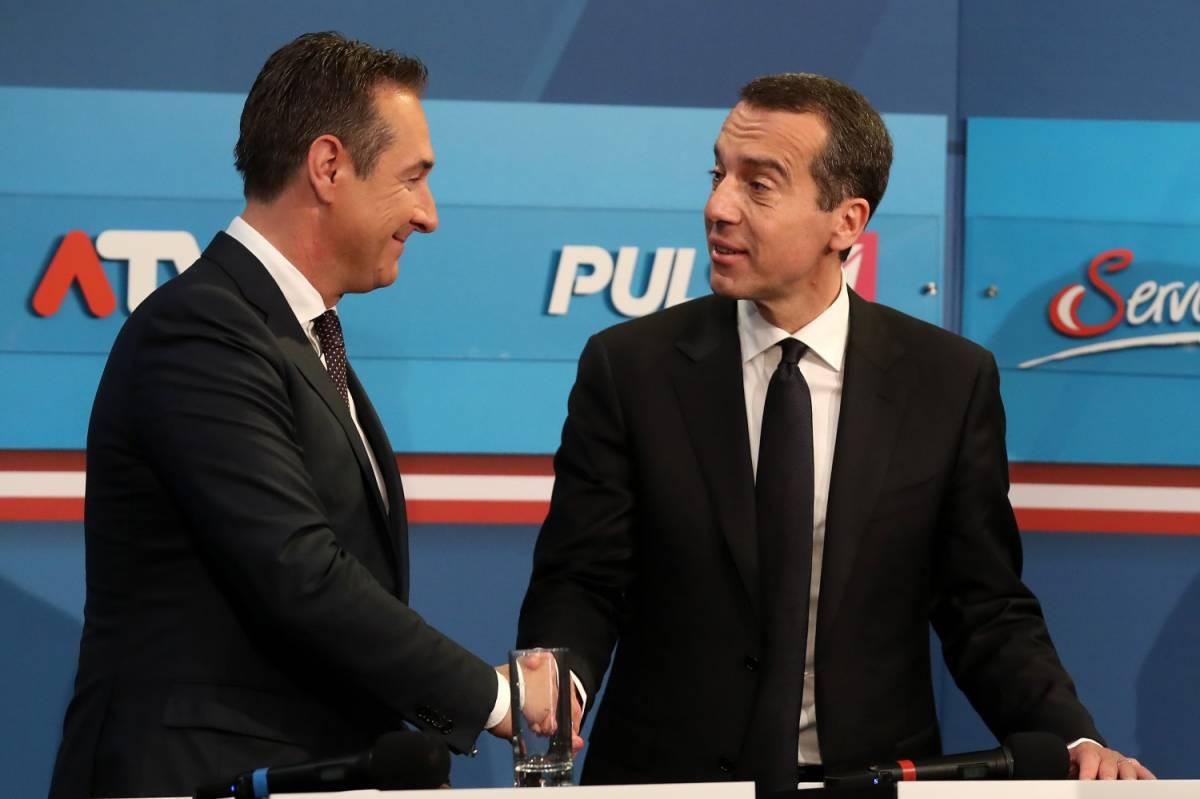 Austria, testa a testa tra socialdemocratici ed estrema destra per il secondo posto