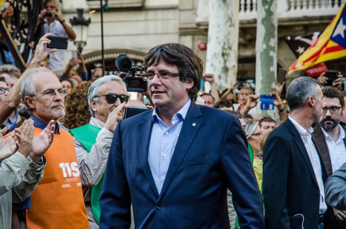 Puigdemont ultimo atto: pronto il suicidio (politico)