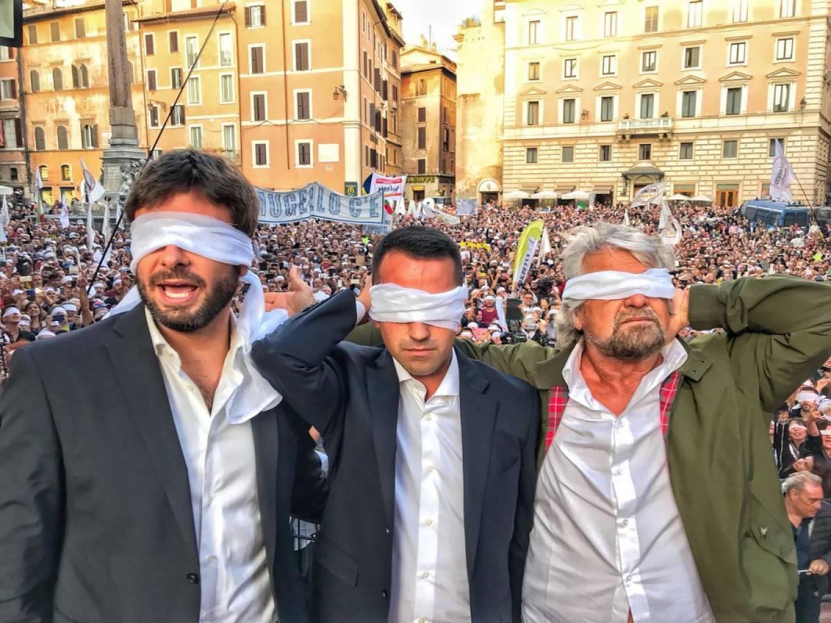 Lo scandalo ligure di cui Grillo non parla