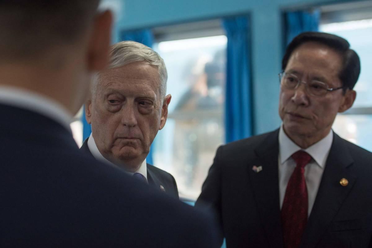 """Corea del Nord, il Pentagono: """"Hanno l'atomica? Reazione massiccia"""""""
