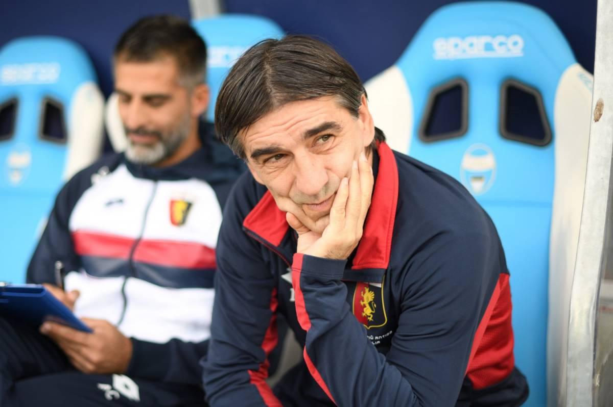 Il Genoa saluta Juric: al suo posto c'è Davide Ballardini