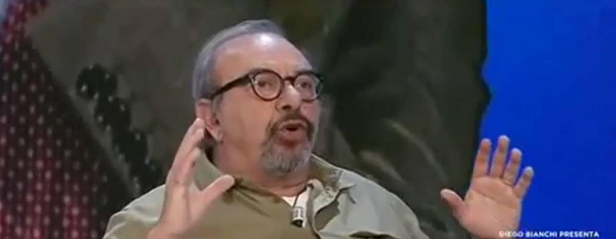 """Vauro: """"Il governo è vomito e bile. Salvini imbecille"""""""