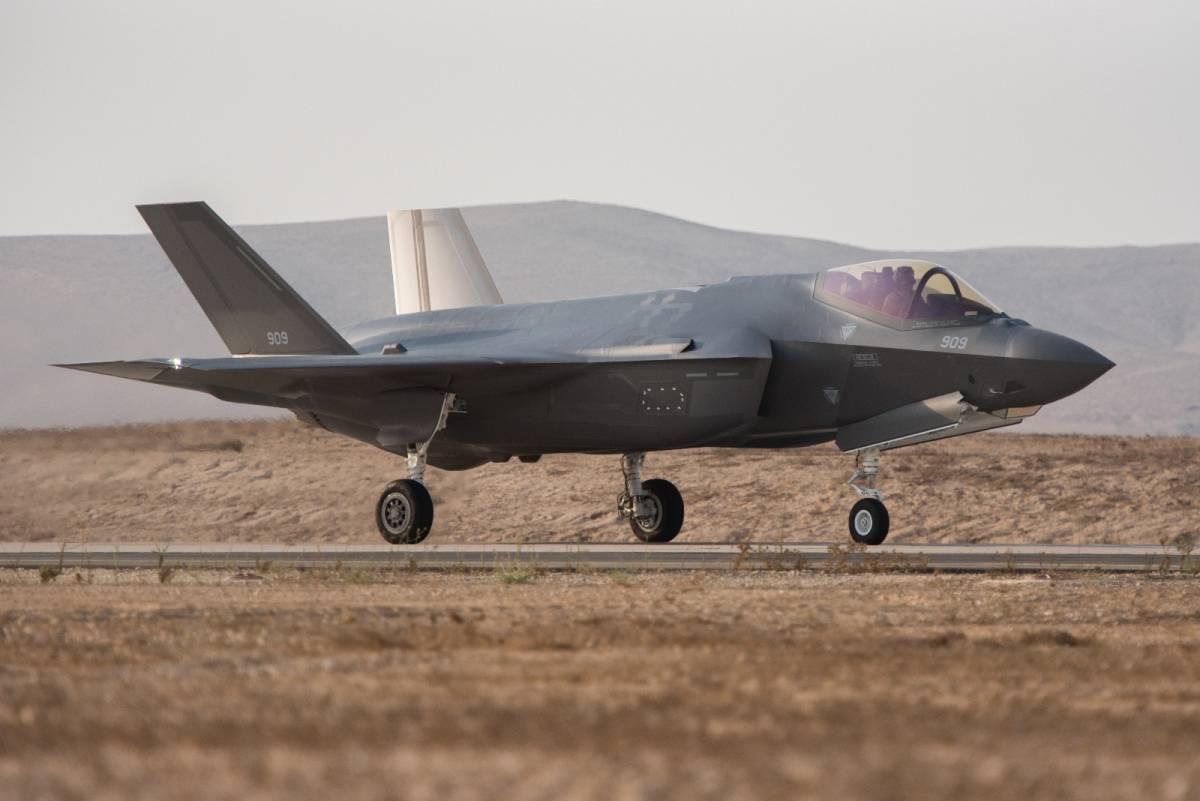Israele dichiara operativo l'F-35