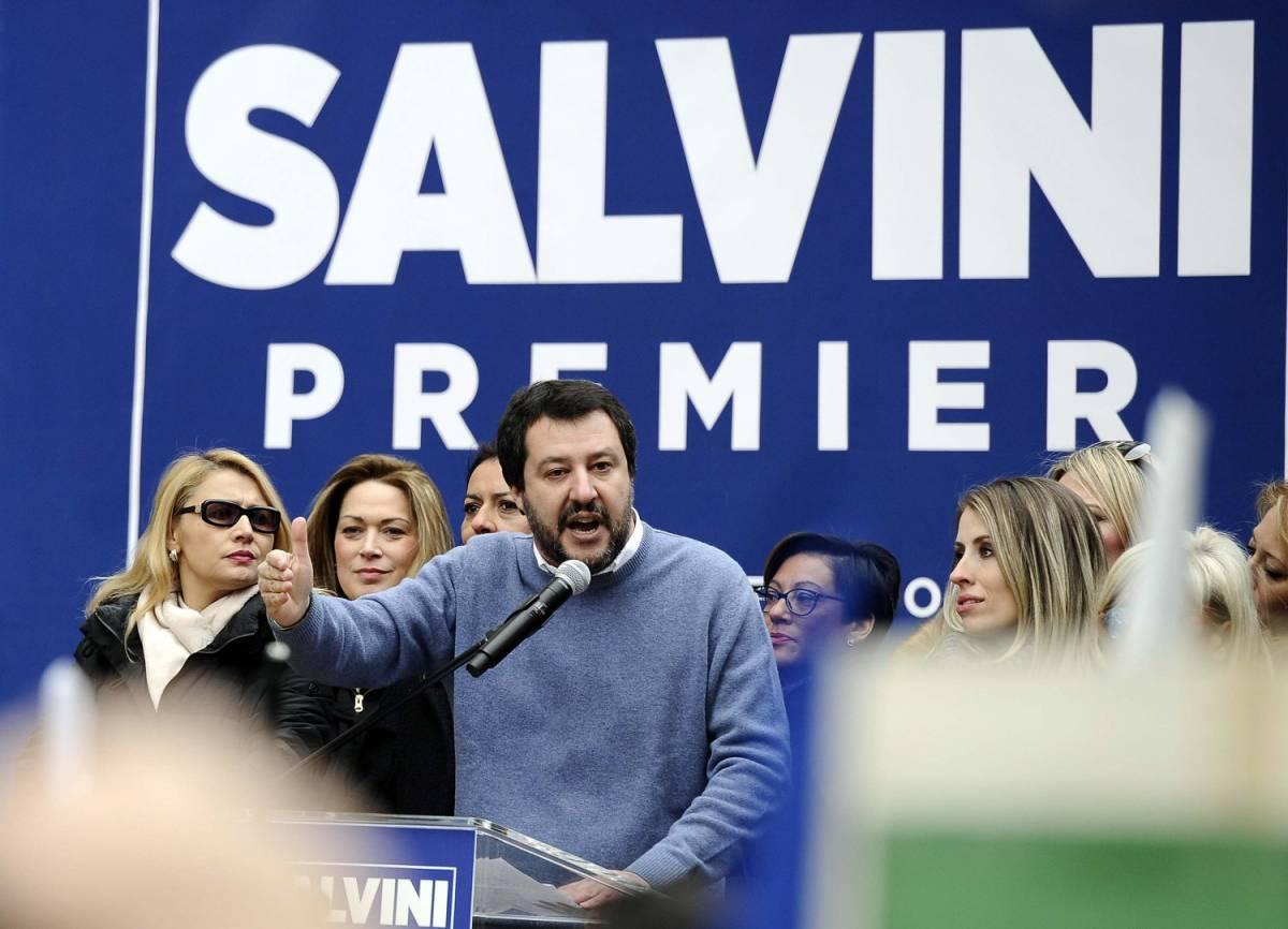 """Ius soli, la svolta di Salvini: """"Gli immigrati regolari sono italiani"""""""