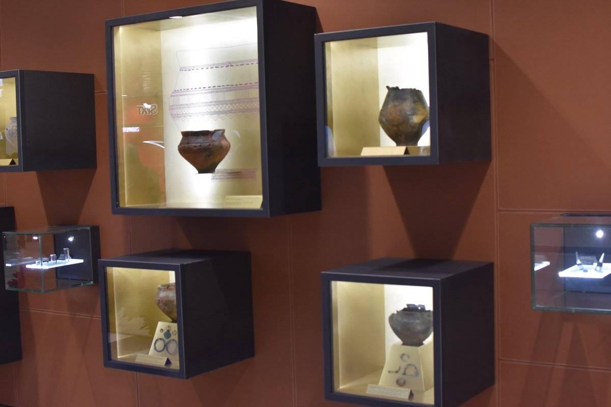 I reperti archeologici della Civiltà di Golasecca esposti a Malpensa