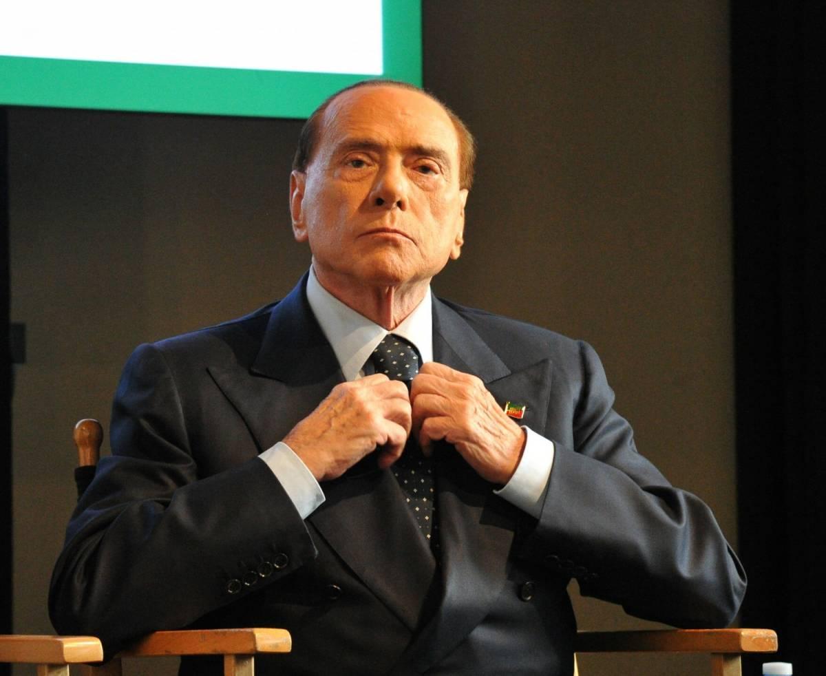 """Berlusconi: """"La Meloni? Alla Difesa Draghi bene in ogni ruolo"""""""