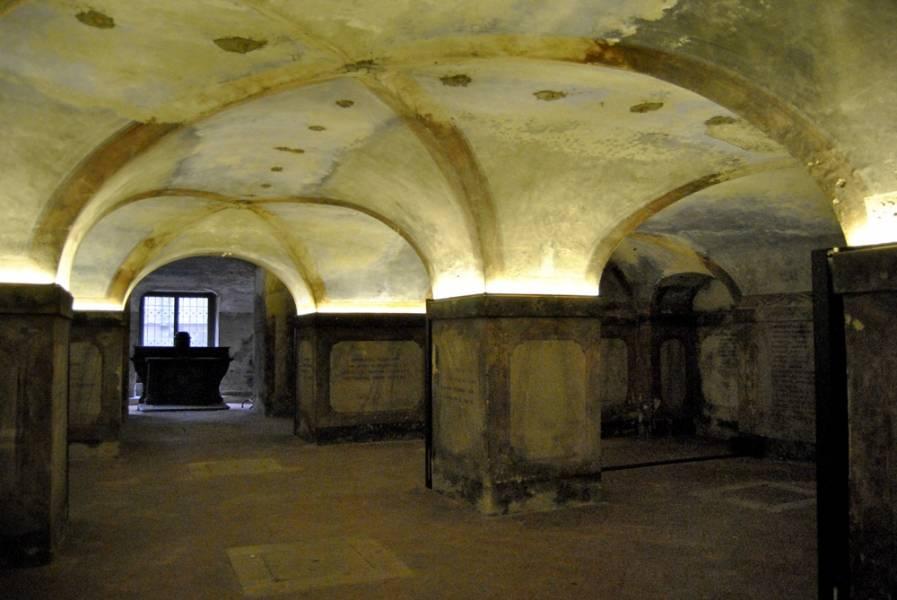 E Milano nascose in ospedale mille anni di tesori e misteri