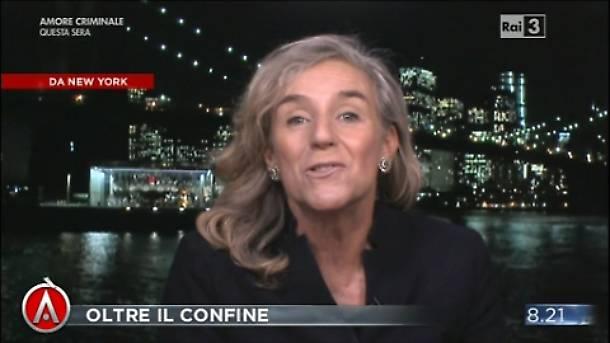 """Rai, Giovanna Botteri su Trump: """"Ha tolto speranza all'Iran"""""""