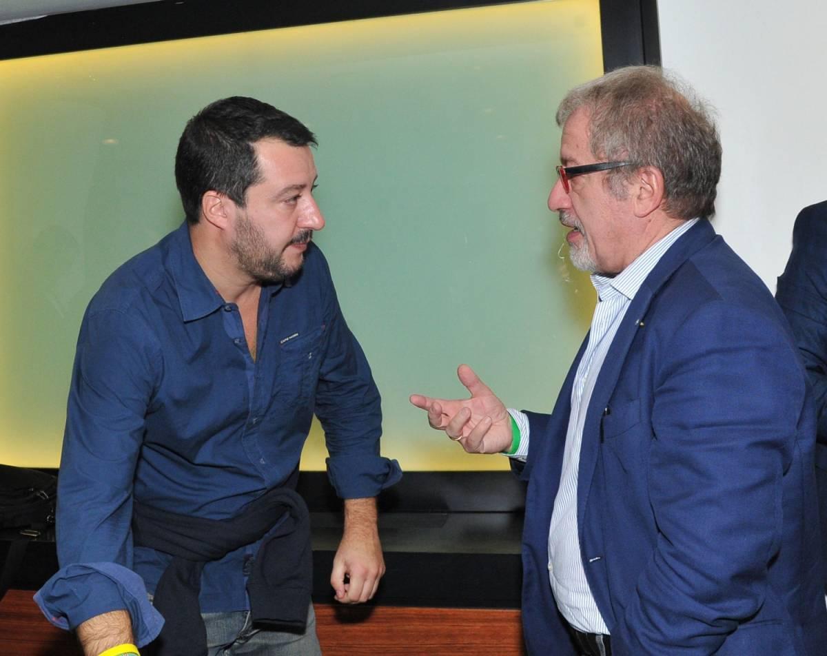 """Ora Maroni punge Salvini: """"Persa ogni traccia di federalismo"""""""
