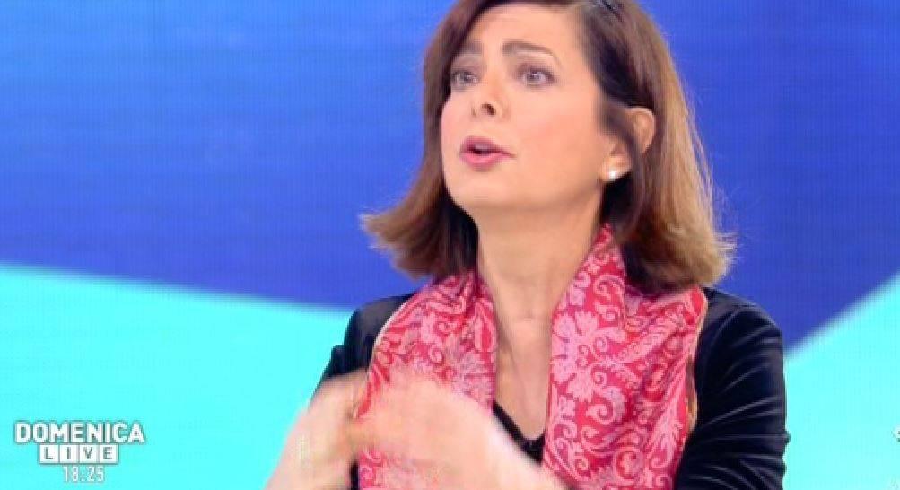 """Boldrini a """"Domenica Live"""": """"Pd doveva sfilare a Macerata"""""""