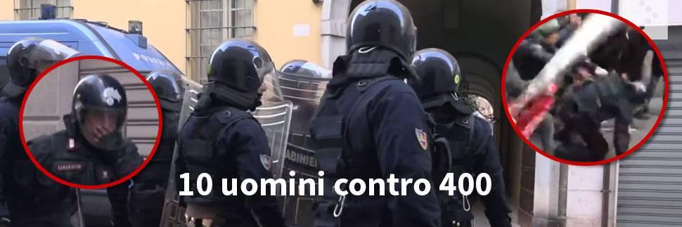 """""""È stata una vera mattanza"""". Lo sfogo dei carabinieri a Piacenza"""
