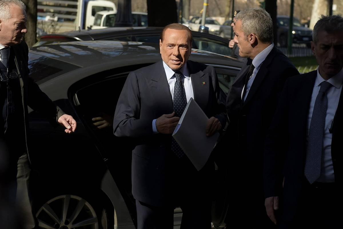 """Silvio Berlusconi: """"Tassa successione è immorale"""""""