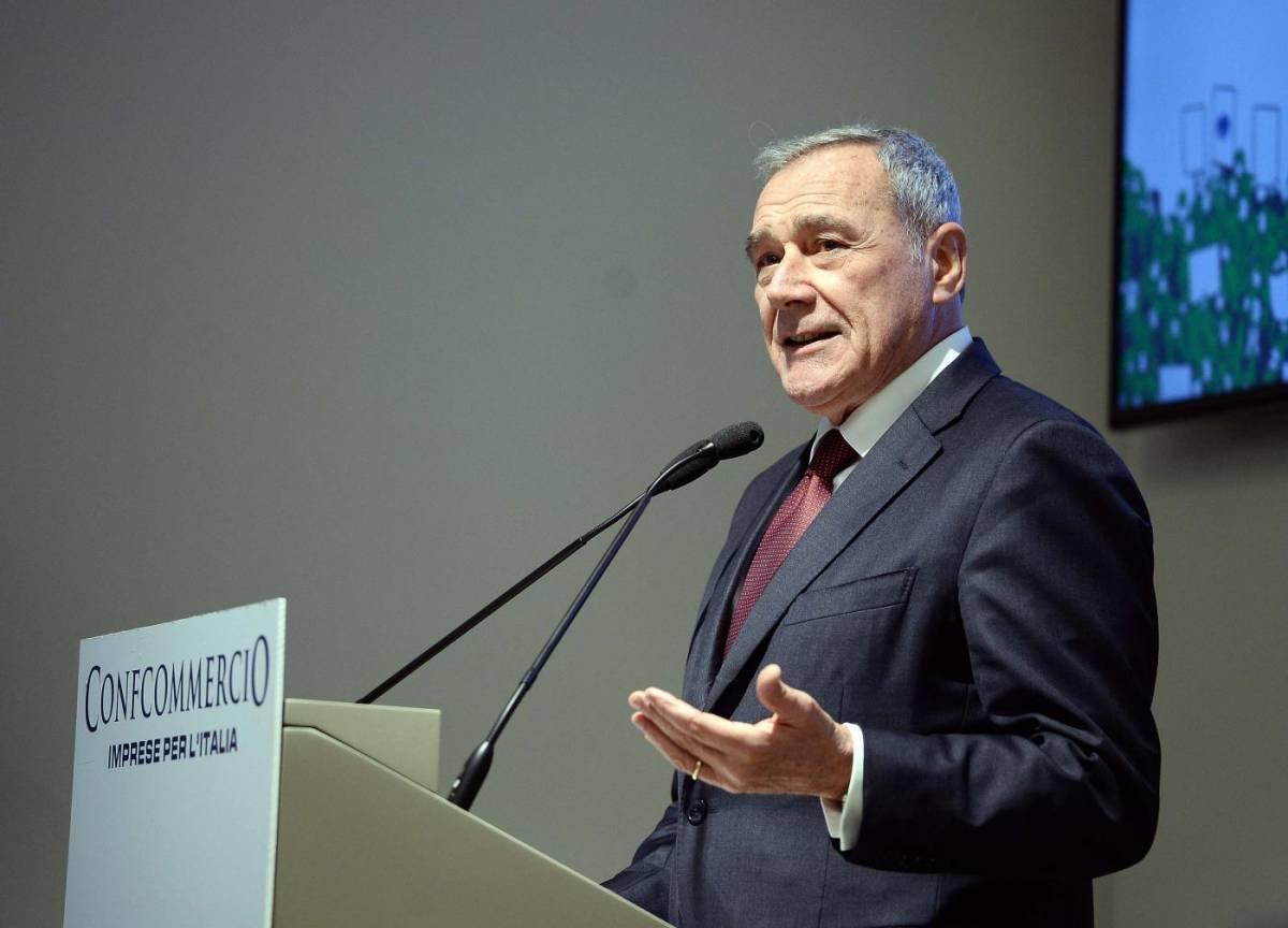 """Grasso: """"Sì a governo di scopo con Forza Italia e Pd"""""""