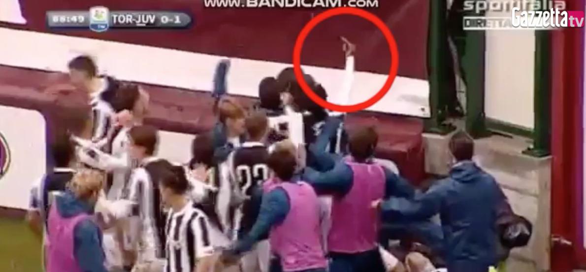 Torino-Juve Primavera, gol allo scadere e dito medio ai tifosi avversari