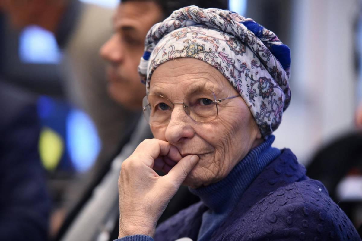 Emma Bonino, l'ennesimo flop: +Europa non arriva al 4% e lei se la prende con Salvini e Di Maio