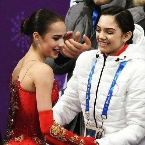 """Zhenya e Alina, le """"sorelle"""" nemiche che riscattano la Russia"""