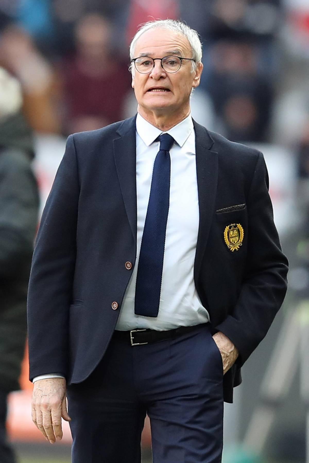 Atalanta ko. Ranieri, prove di Leicester alla doriana