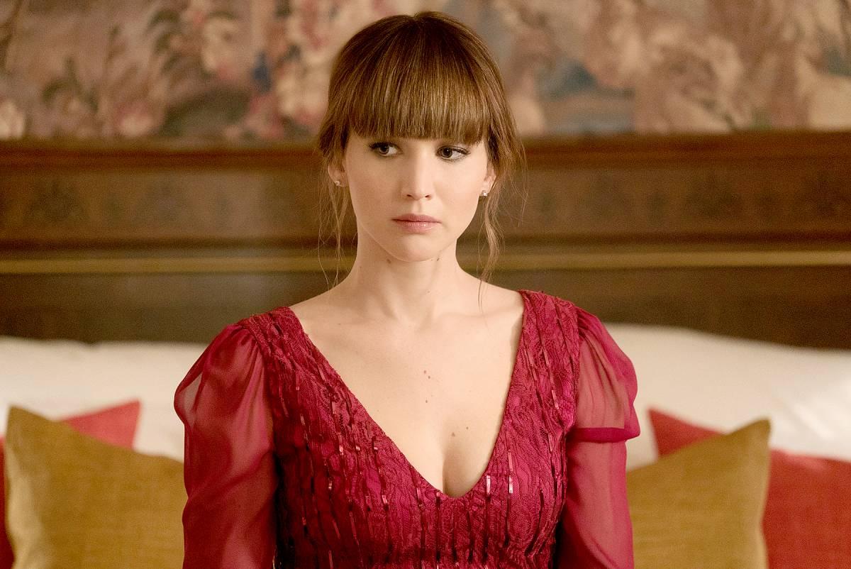 """Red Sparrow"": Jennifer Lawrence tra inganno e seduzione"