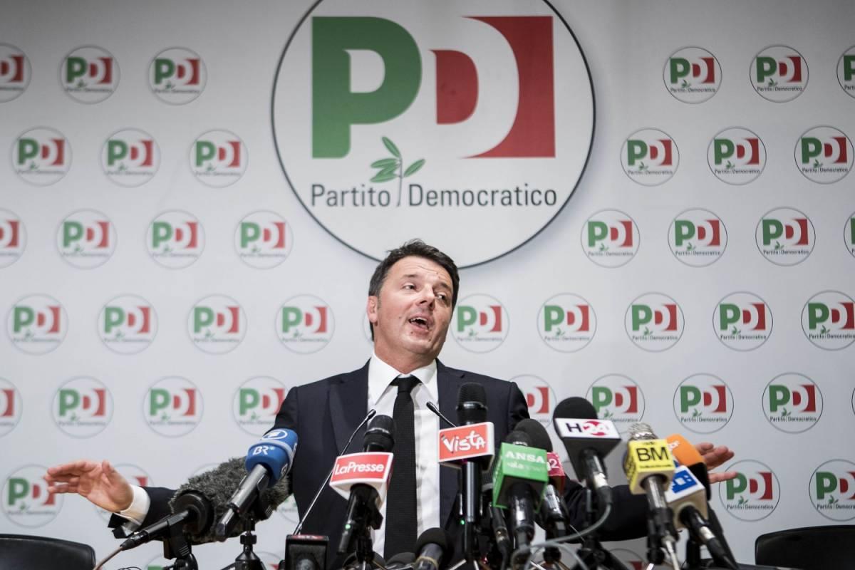 """Renzi: """"Di Maio vuole governare? Ci provi, ma non coi voti Pd"""""""