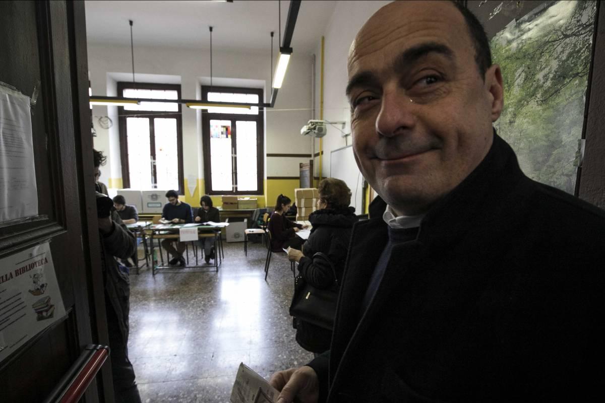 Lazio, le opposizioni pronte a far cadere Zingaretti