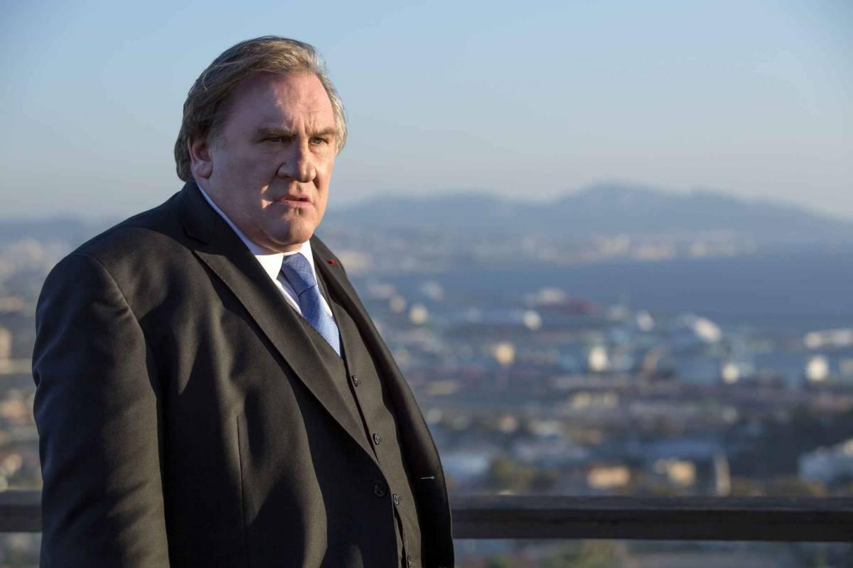 Depardieu avvistato a Pyongyang in vista dei 70 anni del regime