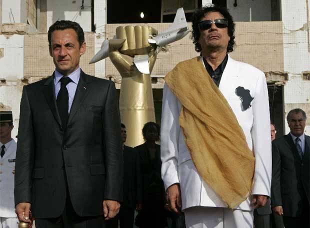 """""""Gheddafi ucciso da infiltrati dei francesi"""""""