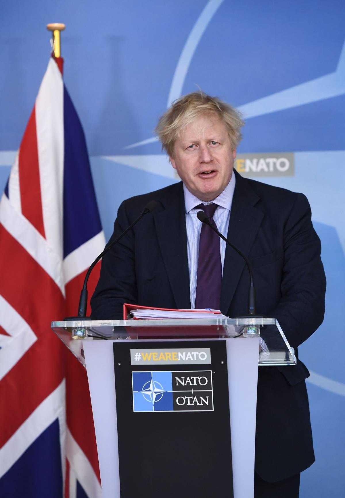 """Brexit, Johnson preoccupato: """"Rischio tracollo"""""""