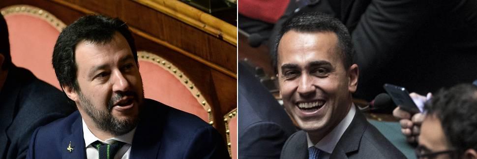 """Governo, Salvini gela Di Maio """"Niente veti su FI, salta tutto"""""""