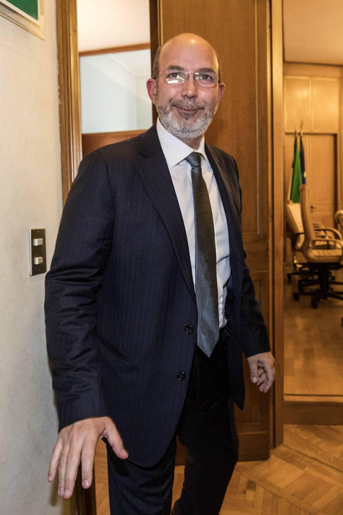 """""""La proposta di Salvini? È tardi"""". Ma Crimi lascia la porta aperta"""