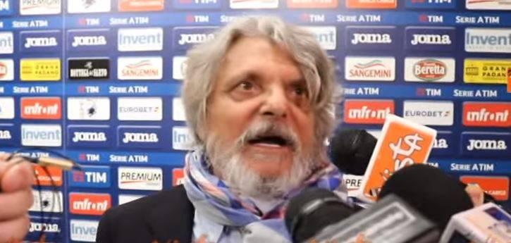 """Lo show di Ferrero in tv: """"La porta è come la donna: va penetrata"""""""