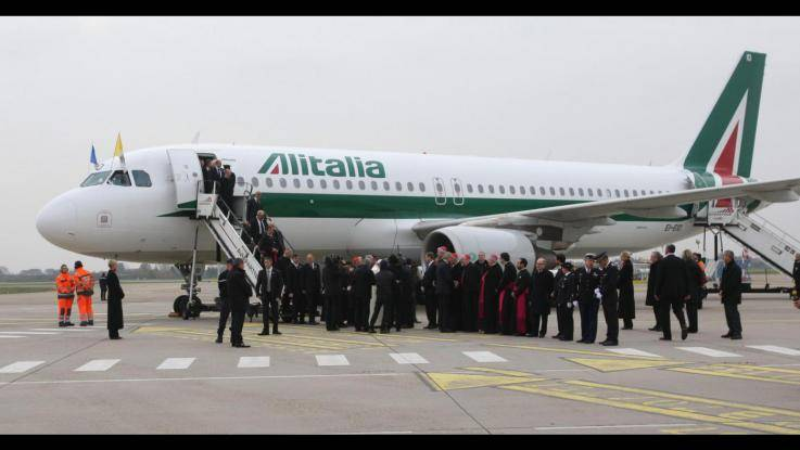 Più passeggeri su Alitalia. Ma la compagnia  perde quote di mercato