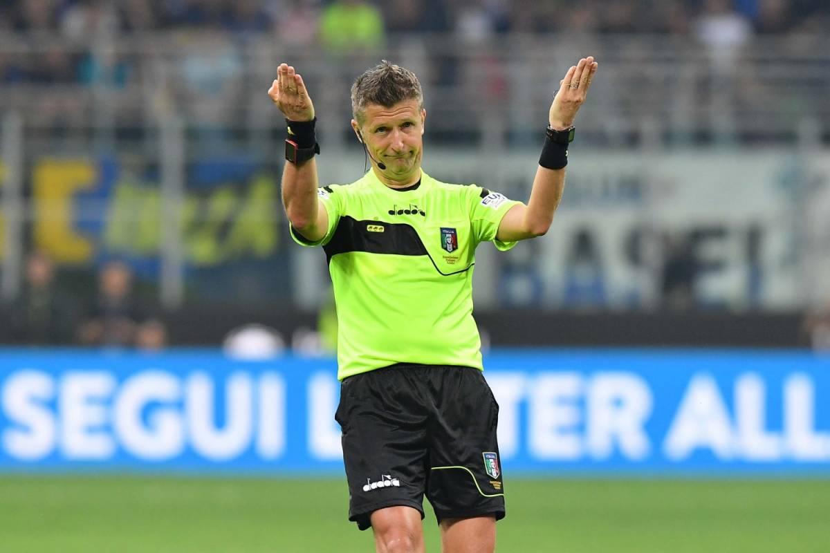 Bomba dal Veneto: spuntano delle foto di Orsato con la maglia della Juventus?