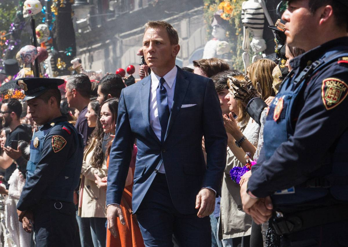 È stata svelata l'identità di James Bond: era un operaio gallese