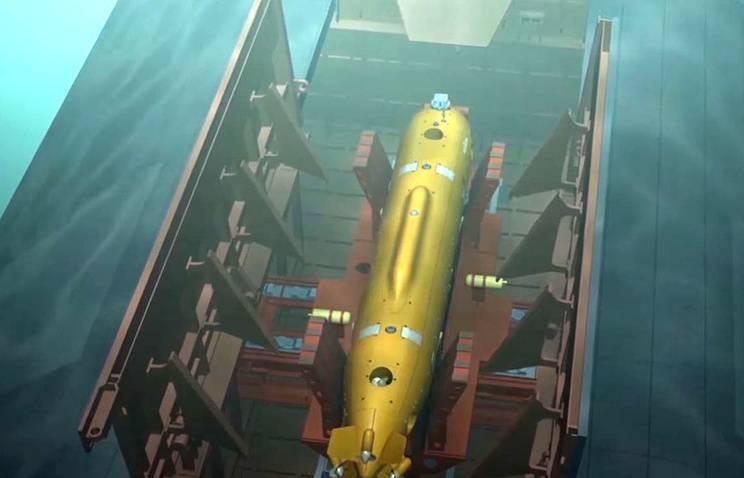 Russia, test in mare per il siluro strategico Poseidon