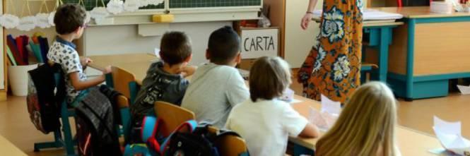 In Puglia bambini non vaccinati esclusi da scuola