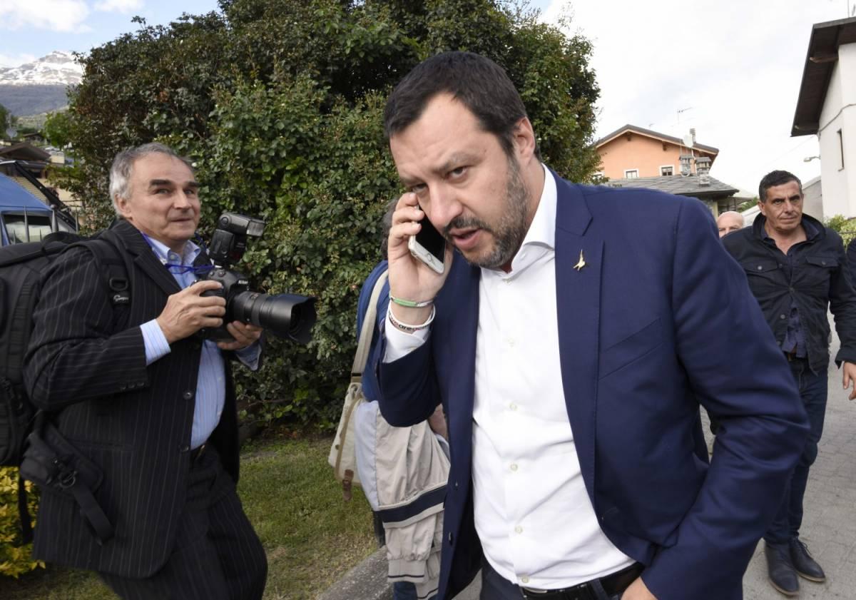 Su Savona è guerra totale tra Salvini e Mattarella