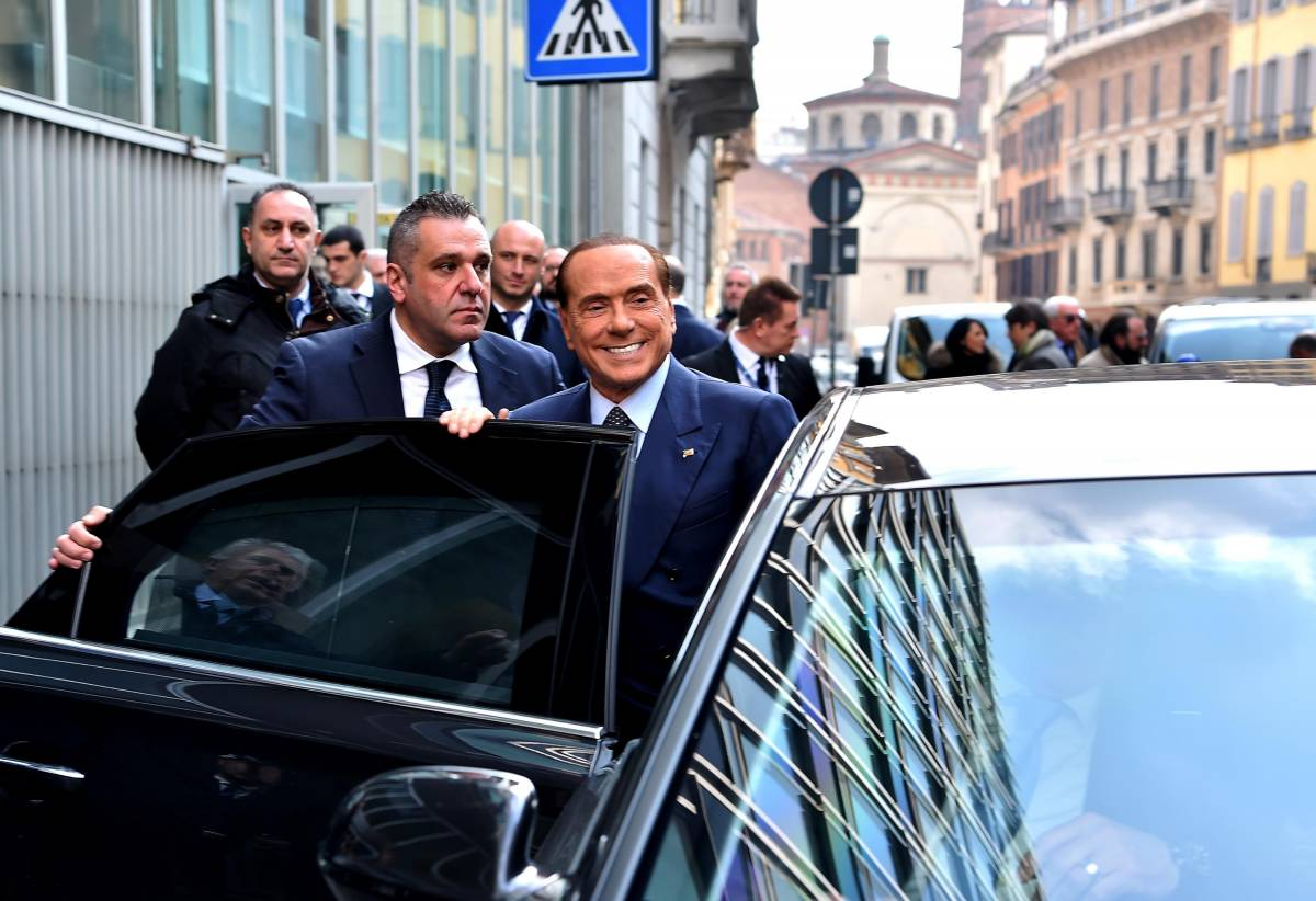 """Berlusconi: """"Il governo con M5s e Lega non rappresenta gli italiani"""""""